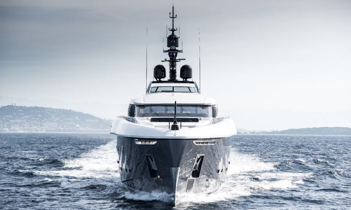 63m superyacht 'Utopia IV' joins the yacht charter fleet