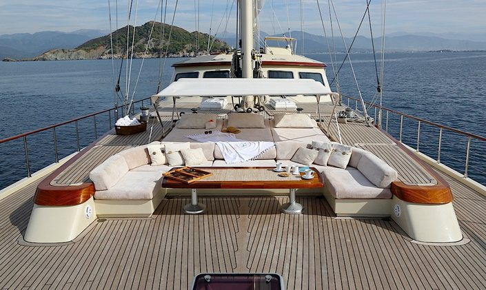 Discover Greece for Less Aboard S/Y DAIMA