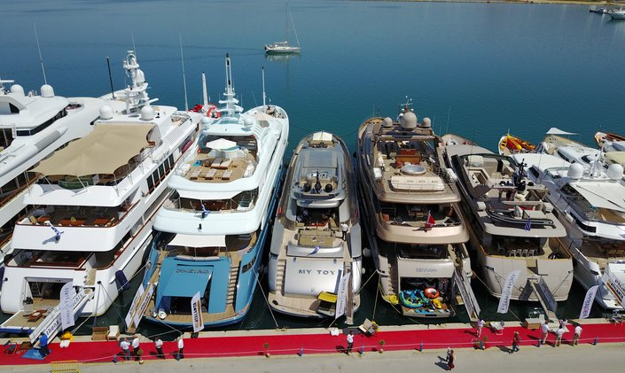 A Round-Up of the Mediterranean Yacht Show