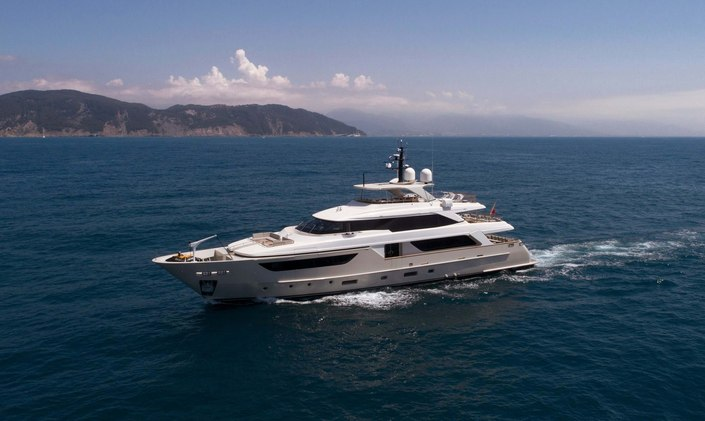 M/Y NAMASTE now available for Greece yacht charters