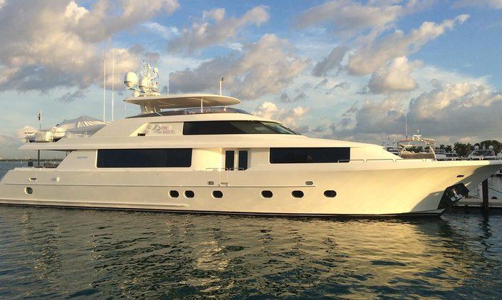 M/Y 'Black Swan' Joins Global Charter Fleet