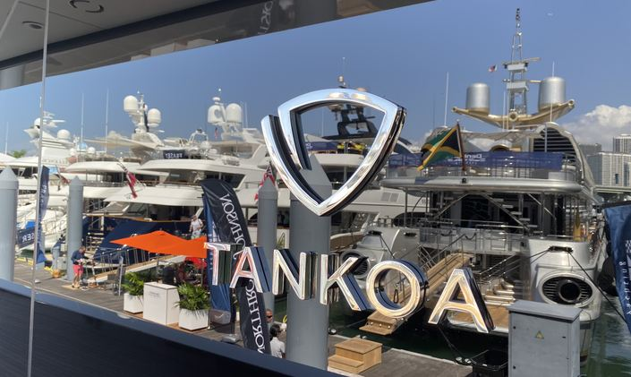 LIVE: Best pictures from the Miami Yacht Show 2020