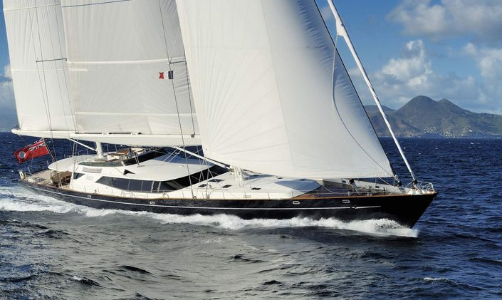 Drumbeat Charter Yacht has Extensive Charter Season