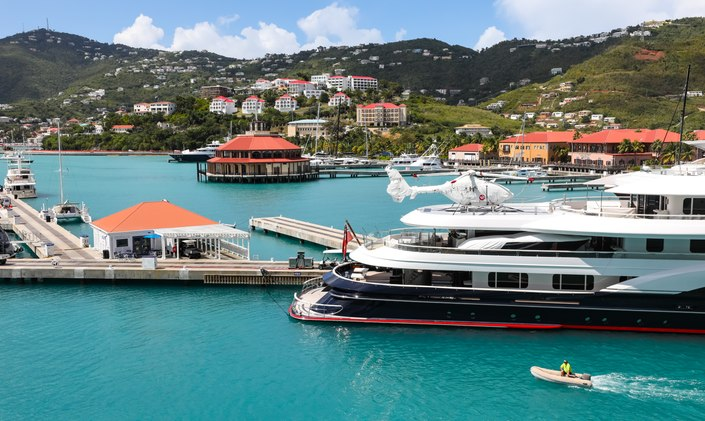Yacht Haven Grande wins third Superyacht Marina of the Year Award for iconic Caribbean destination