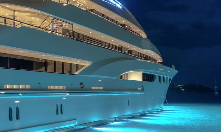 Quattroelle Being Presented At Monaco Yacht Show
