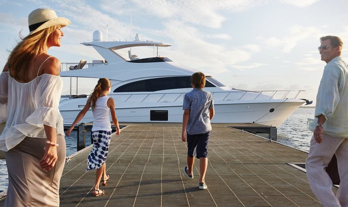6 brand new charter yachts entering the market in 2018