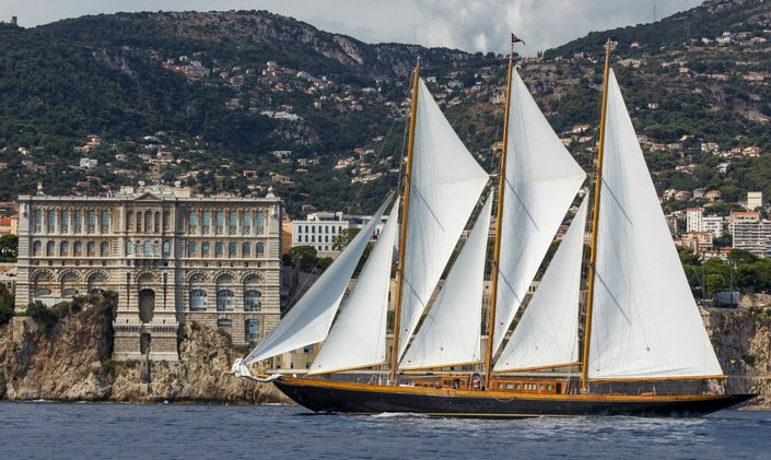 S/Y CREOLE Welcomed Into the Charter Market