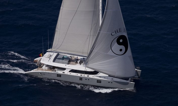Special offer on Caribbean charter with S/Y CHE
