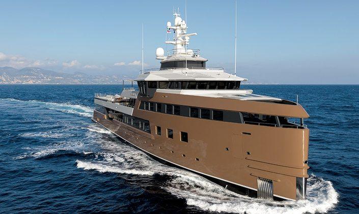 First look: Inside 77m explorer yacht 'La Datcha'