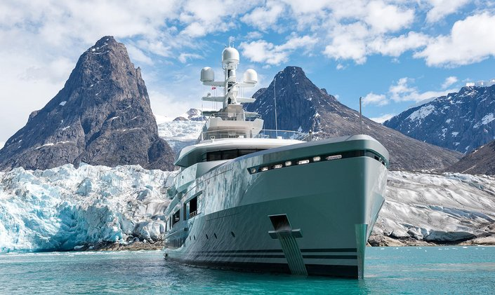 75m superyacht CLOUDBREAK available for winter charters to Thailand, Seychelles and the Maldives