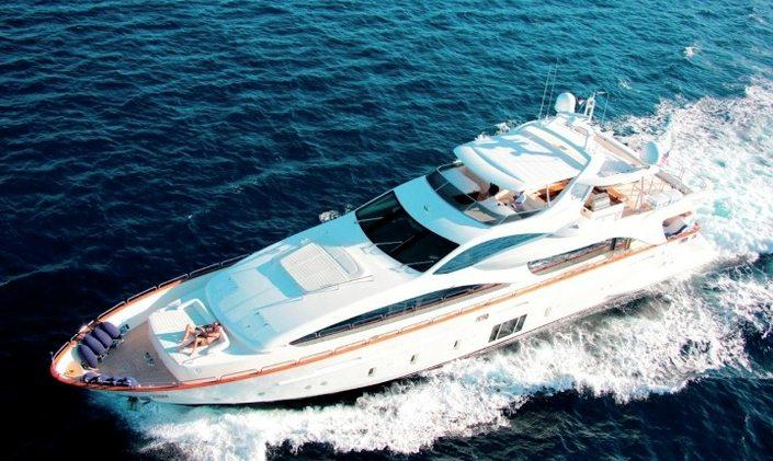 ESCAPADE Charter Yacht in Thailand