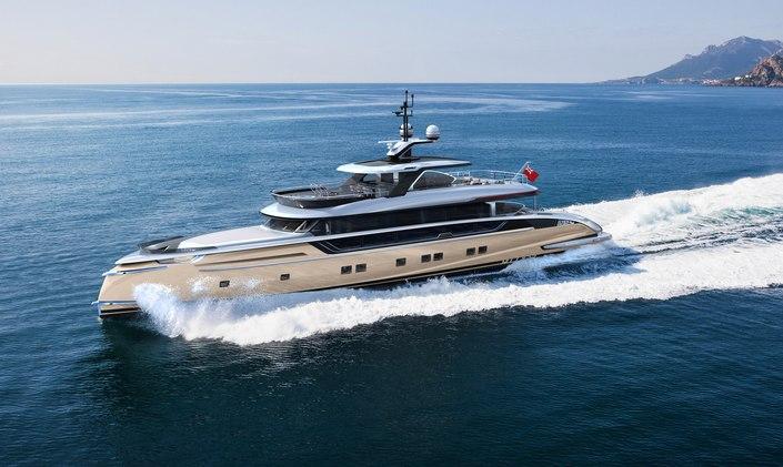 New motor yacht Stefania joins West Mediterranean charter fleet