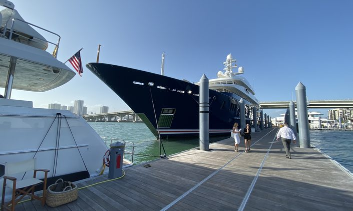 In review: The Miami Yacht Show 2020