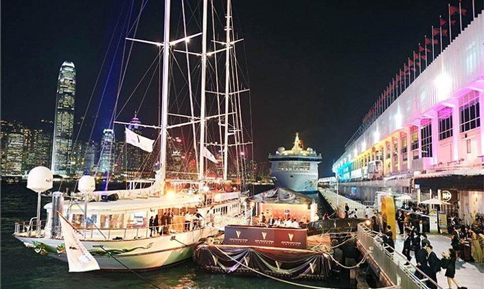 Luxury Charter Yacht used as John Walker Voyager