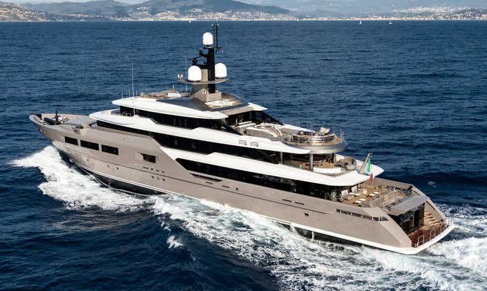 10 of the best new superyachts to charter in 2019