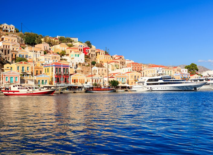 Why Greece is the perfect superyacht charter destination