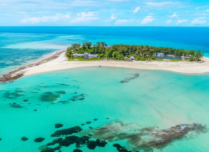 Thanda Island Review: Your own private island