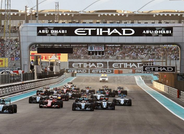 5 cool things to do at the Abu Dhabi Grand Prix