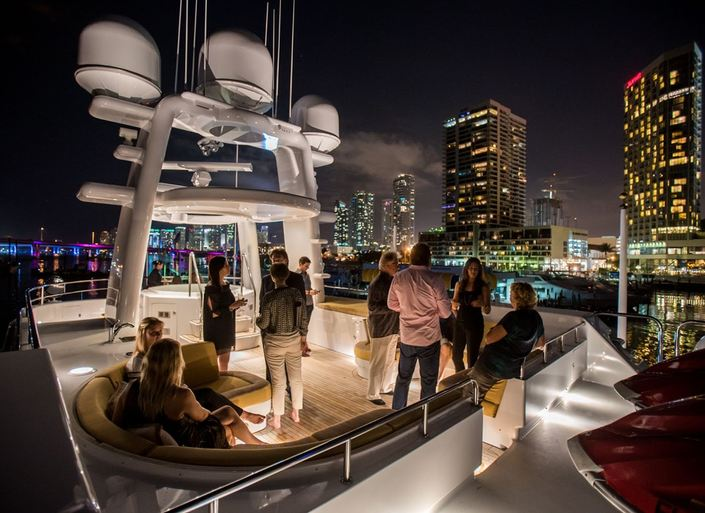 Why You Have To Charter A Yacht For Art Basel Miami