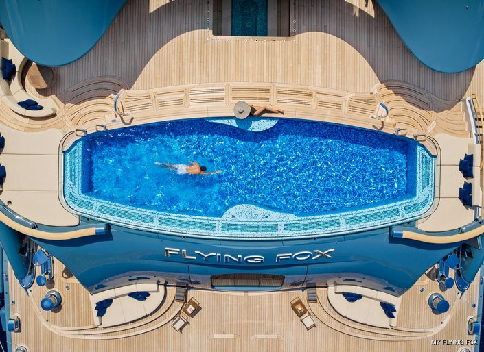 The yacht IS the destination - luxury charter yachts reimagined