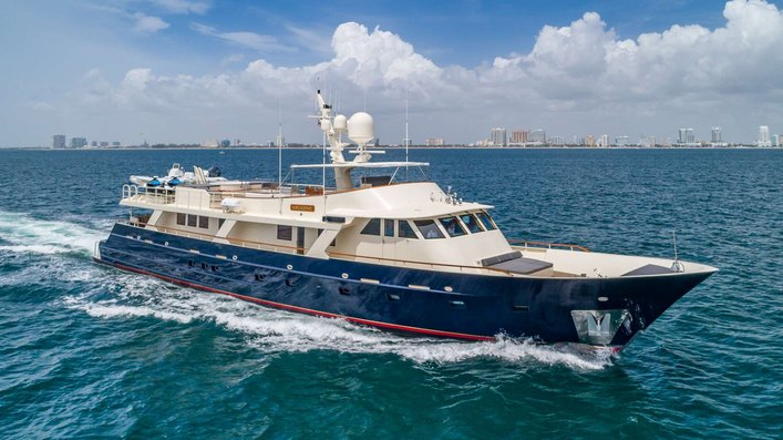 Ariadne Charter Yacht