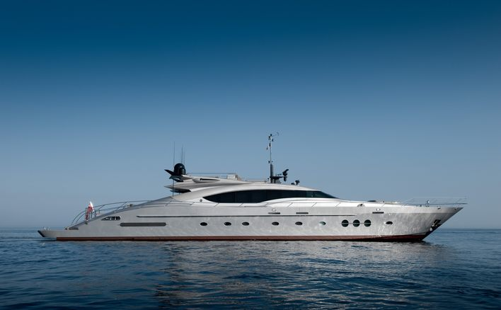 South of France charter deal: Save 50% on M/Y IZUMI