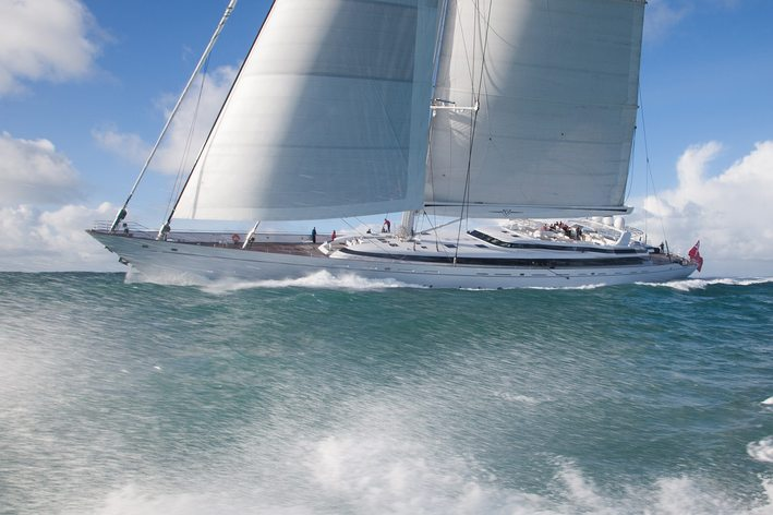 Charter Yacht M5 Completes Refit