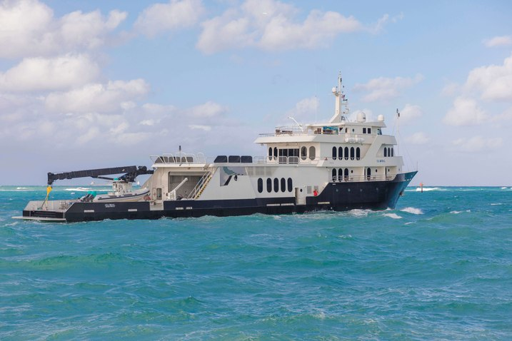 M/Y GLOBAL Offers Special Charter Deal This Winter