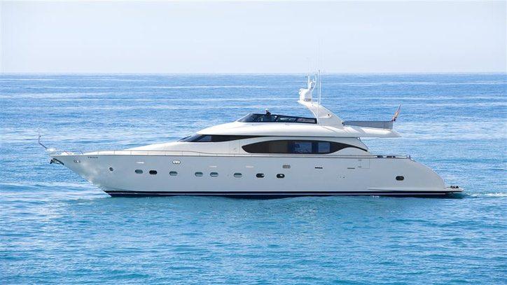 Sublime Mar Charter Yacht
