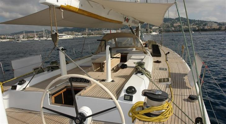 Quinta Santa Maria Yacht