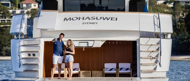 Mohasuwei Charter Yacht - 5