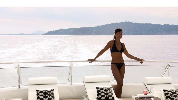 Croatia charter offer: M/Y QUARANTA reveals special deal