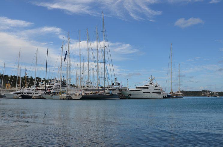 Antigua Charter Yacht Show 2017 Gets Underway