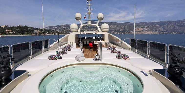Charter M/Y ULYSSES For Less This Winter