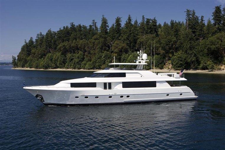 Tasia Charter Yacht