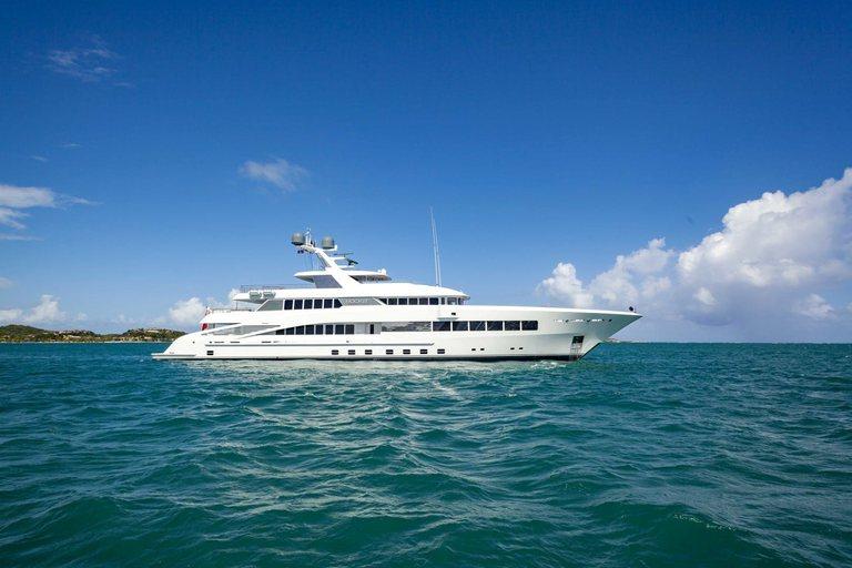 Rock.It Charter Yacht