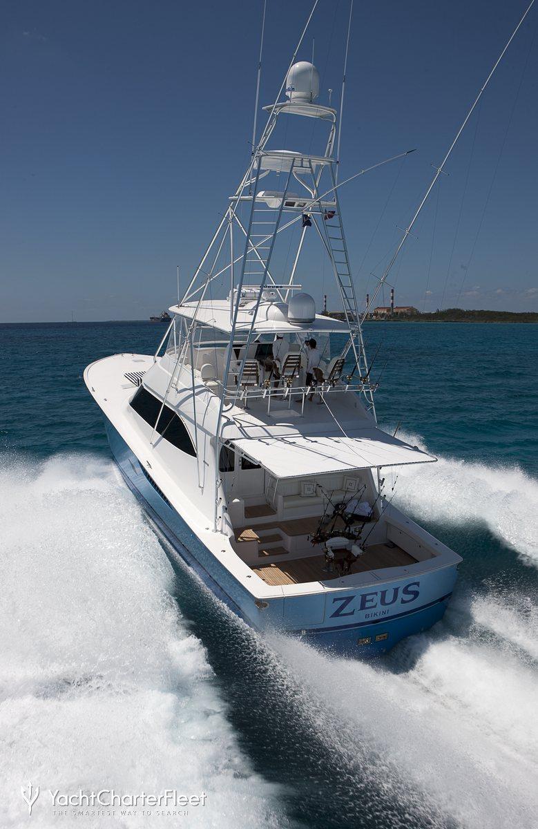 Luxury Yacht Engine Room: Viking Yachts Luxury Yacht Charter