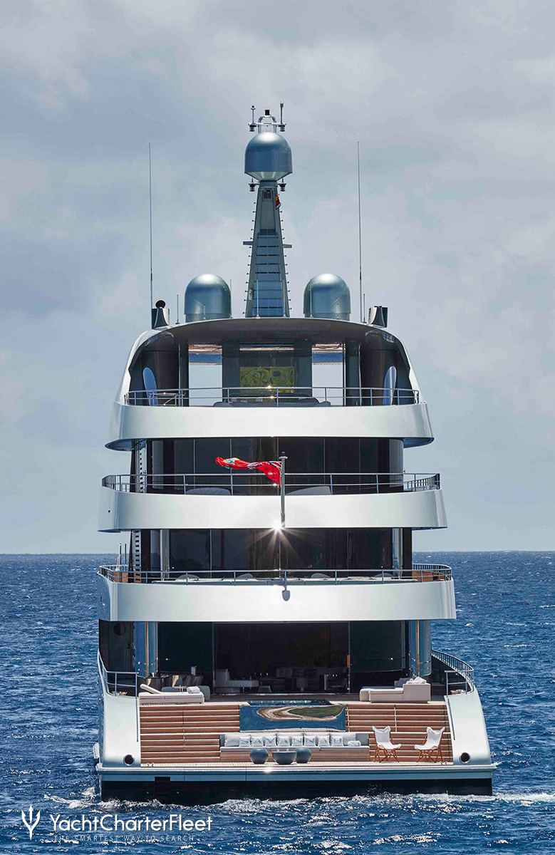 Savannah Yacht Charter Price Feadship Luxury Yacht Charter
