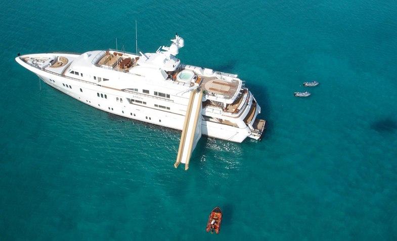 Hadia Charter Yacht