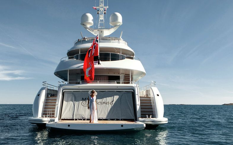 My Secret Yacht