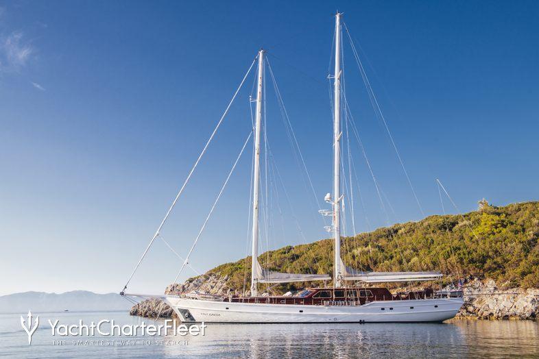 Hic Salta Charter Yacht