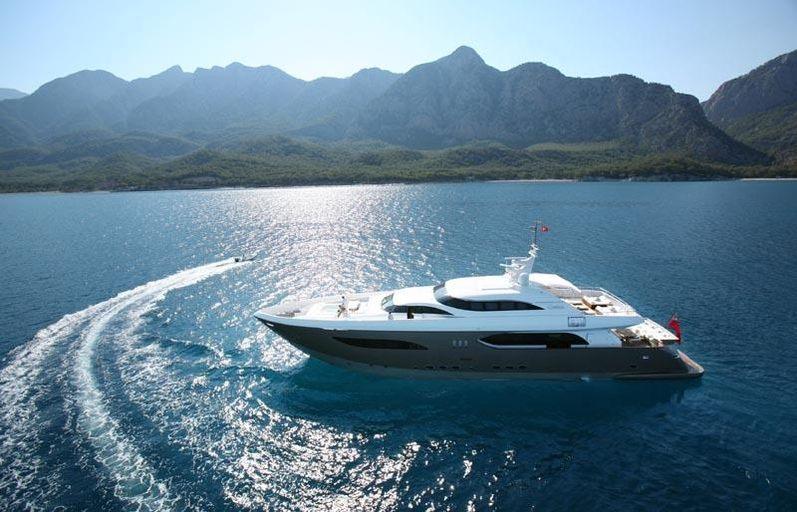 Namaste 8 Charter Yacht