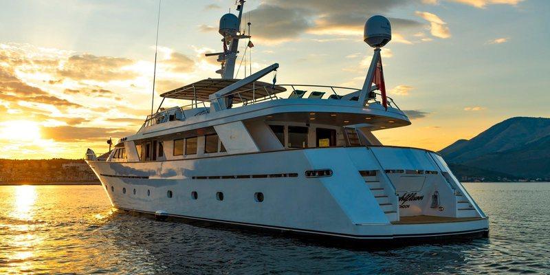 Nightflower Yacht
