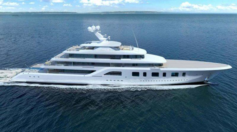 Aquarius Yacht Charter Price Feadship Luxury Yacht Charter