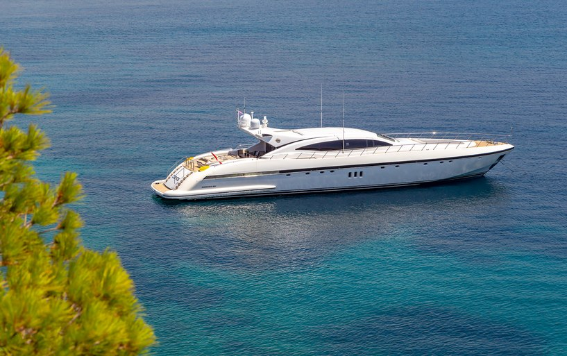 Cosmos I Charter Yacht