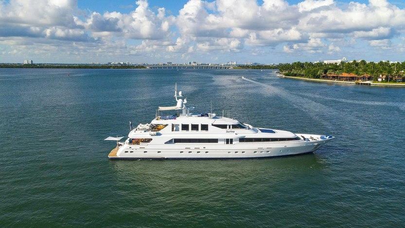 Surina Charter Yacht