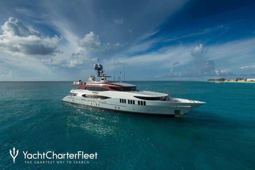 Amarula Sun Charter Yacht