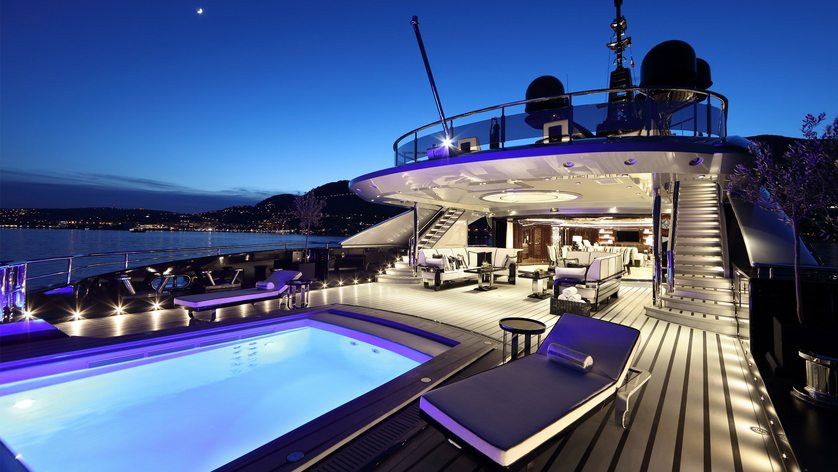Escape to the Seychelles On Board ISA M/Y OKTO