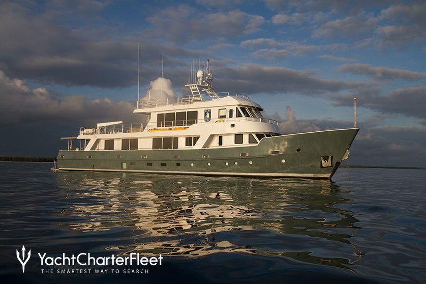 Kahu Charter Yacht