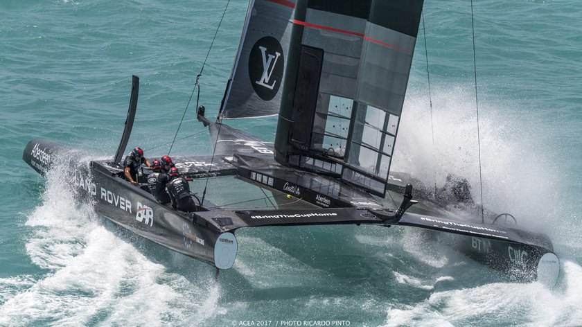 Opening Day of America's Cup 2017 Postponed